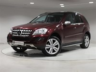 Used Mercedes ML320 M CLASS TD Sport 5dr 7G-Tronic 4WD