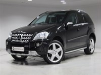 Used Mercedes ML320 M CLASS CDi Sport 5dr Tip Auto