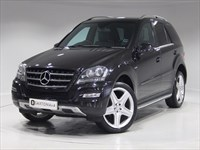Used Mercedes ML350 M CLASS CDI BlueEFFICIENCY Grand Edition 5dr TipAuto