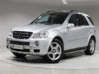 Used Mercedes ML63 AMG M CLASS 5dr 7G-Tronic 4WD