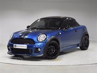 Used MINI Coupe 1.6 John Cooper Works Chilli 2dr