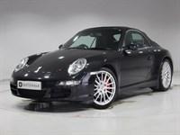 Used Porsche 911 S 2dr Carrera 4S,Bodykit,Turbo Alloy