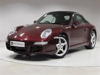 Used Porsche 911 Carrera 2dr PCM SAT NAV, 18 ALLOYS,XENONS