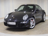 Used Porsche 911 S 2dr NAV/SPORT CHRONO/ADAPT SEATS