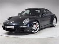 Used Porsche 911 MK 997 Carrera 4 S Tiptronic 2dr