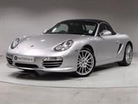 Used Porsche Boxster 2dr
