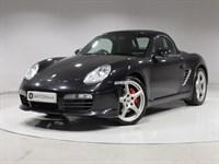 Used Porsche Boxster Sport Edition 2dr SAT NAV, 19 ALLOYS, BOSE