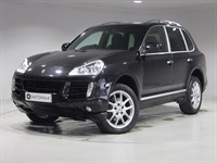 Used Porsche Cayenne 5dr Tiptronic S SAT NAV, ELECTRIC TAILGATE
