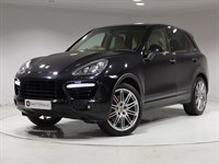 Used Porsche Cayenne Turbo 5dr 4WD ELECTRIC TAILGATE, 21, NAV