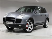 Used Porsche Cayenne Turbo 5dr 4WD PANORAMIC ROOF, AIR SUSPENSION