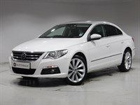 Used VW Passat CC GT TDI CR BlueMotion Tech 4dr [5 seat] DSG