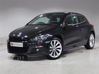 Used VW Scirocco TDi BlueMotion Tech GT 3dr
