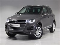 Used VW Touareg V6 TDI 240 SE 5dr Tip Auto (NEW MODEL) SAT NAV