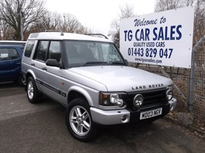 Land Rover Discovery TD5 S