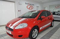 Used Fiat Grande Punto Active 3dr LOW MILES + GREAT FIRST CAR