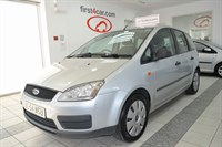 Used Ford Focus C-Max TDCi LX 5dr PART EXCHANGE BARGAIN