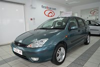 Used Ford Focus Zetec 5dr PART EXCHANGE BARGAIN