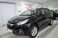 Used Hyundai ix35 CRDi Style 5dr BLUETOOTH + HEATED SEATS
