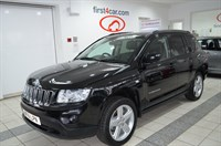 Used Jeep Compass CRD Limited 5dr [2WD]