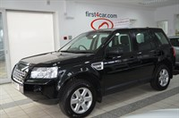 Used Land Rover Freelander Td4 GS 5dr GET READY FOR WINTER
