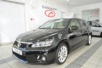 Used Lexus CT 200h Luxury 5dr CVT Auto