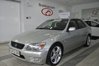 Used Lexus IS 200 SE 4dr Auto GREAT VALUE LOW MILEAGE