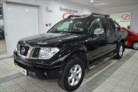 Used Nissan Navara Double Cab Pick Up Outlaw 2.5dCi 169 4WD
