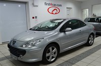 Used Peugeot 307 HDi Sport 2dr FULL BLACK LEATHER