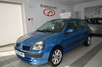 Used Renault Clio 16V Expression + 3dr