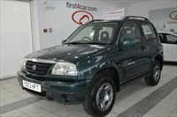 Used Suzuki Grand Vitara 16v SE 3dr GREAT VALUE 4 X