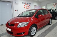 Used Toyota Auris VVTi TR 5dr VERY LOW MILEAGE