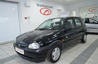 Used Vauxhall Corsa 16V Club 5dr CHEAP BARGAIN MUST BE SEEN