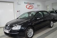 Used VW Jetta S TDi CR 4dr LOW MILEAGE + AIR CON ALLOYS