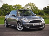 Used MINI Convertible Cooper S 2dr