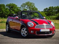 Used MINI Convertible One 2dr