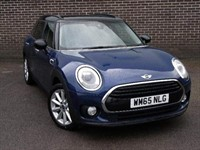 Used MINI Clubman Cooper D 6dr