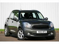 Used MINI One D Countryman
