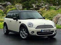 Used MINI Cooper Clubman