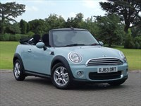Used MINI One Convertible