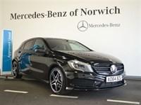 Used Mercedes A180 CDI BlueEFFICIENCY AMG Sport