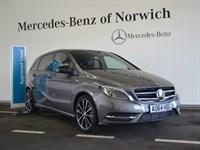 Used Mercedes B180 CDI BlueEFFICIENCY Sport Line