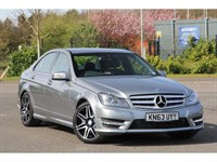 Used Mercedes C250 CDI BlueEFFICIENCY AMG Sport Plus