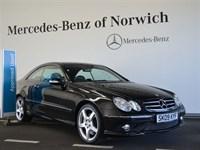 Used Mercedes CLK320 CDI