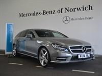 Used Mercedes CLS350 CDI BlueEFFICIENCY Shooting Brake AMG Sport