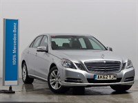 Used Mercedes E220 CDI BlueEFFICIENCY SE