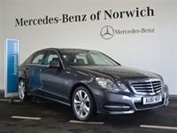 Used Mercedes E250 CDI BlueEFFICIENCY Avantgarde Edition 125