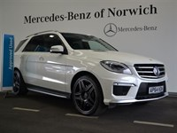 Used Mercedes ML63 AMG