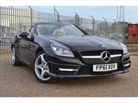 Used Mercedes SLK200 BlueEFFICIENCY AMG Sport Edition 125