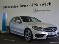 Used Mercedes C300 BlueTEC AMG Line
