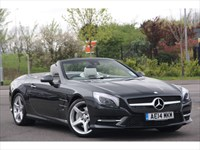 Used Mercedes SL500 AMG